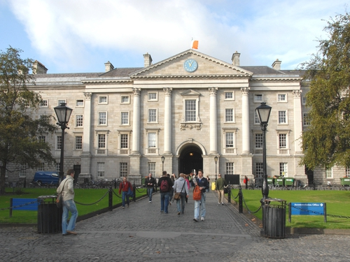 Trinity College - Constrained by lack of cash