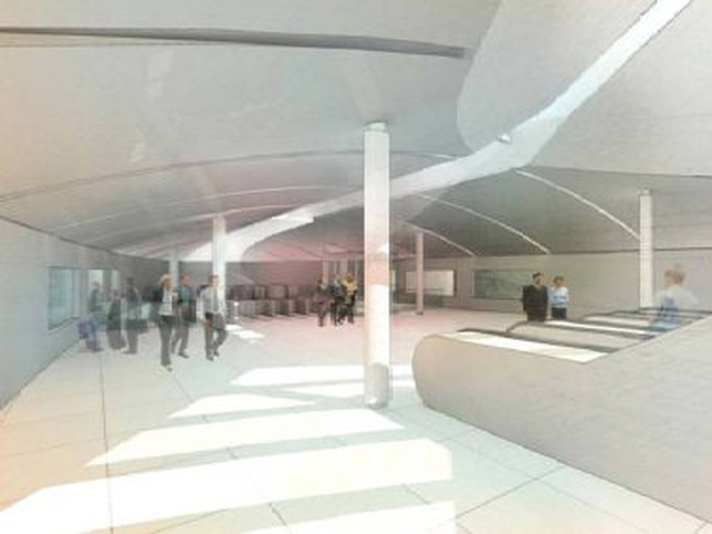 DART Underground - Work begins on Pearse St station  - View the proposed route