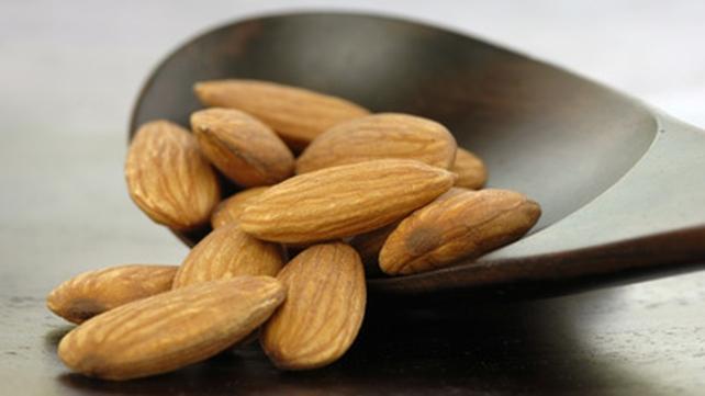 Lemon Salted Almonds