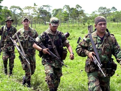 Colombia - Senior FARC commander killed
