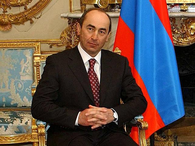 Robert Kocharyan - State of emergency declared