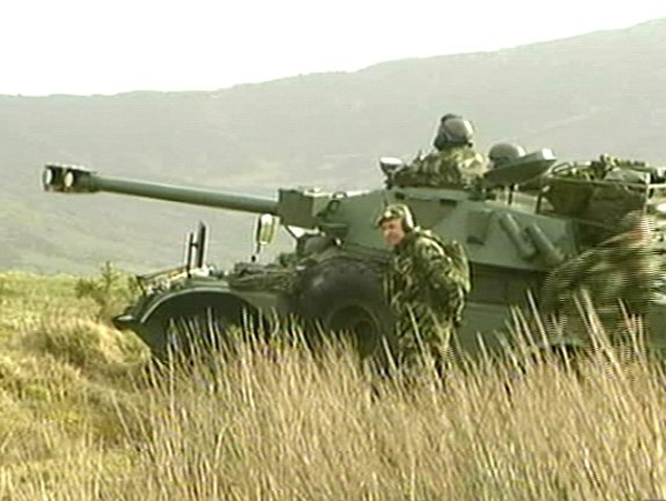 Defence Forces - Numbers to be restored to above 10,000