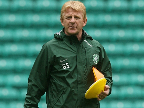 Gordon Strachan looks set to end the season trophy-less