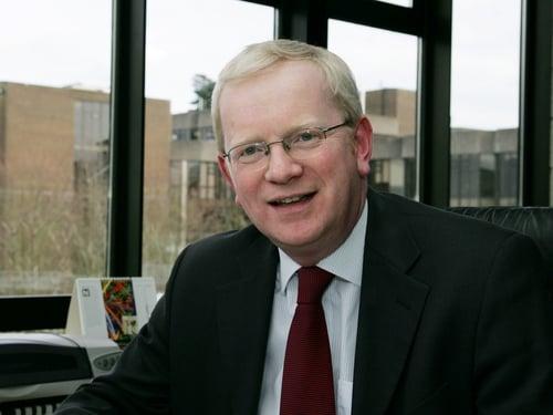 Vincent Cunnane - 'Regional development will help recovery'