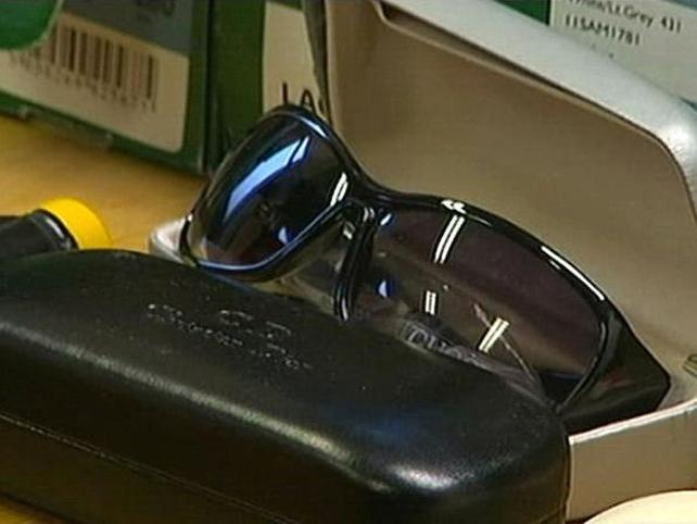 Counterfeit - Clothing seized