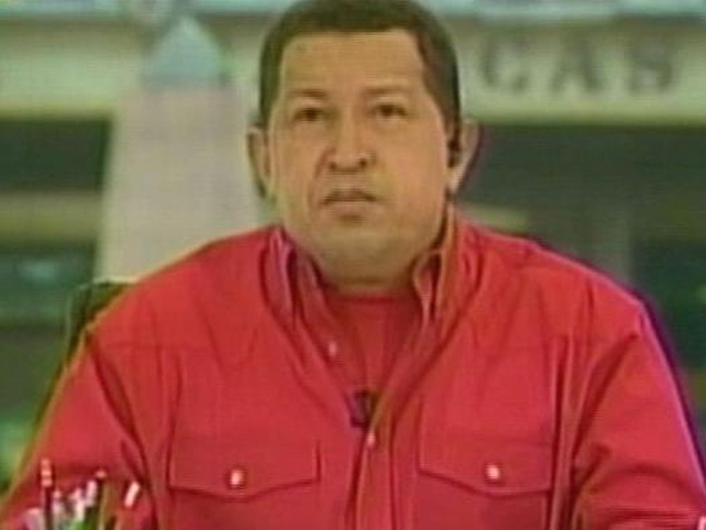 Hugo Chavez - Says missiles would be used in a defensive capacity