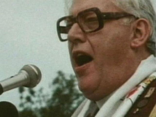 Ian Paisley - Career spanned five decades