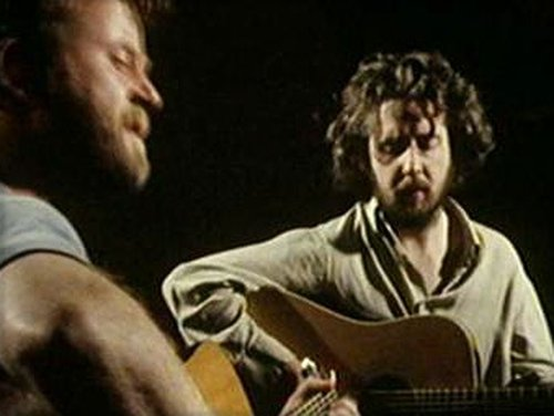 Christy Moore and Jimmy Faulkner - Performed together
