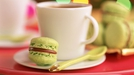 Macarons - These sugary treats are the perfect afternoon tea snack!