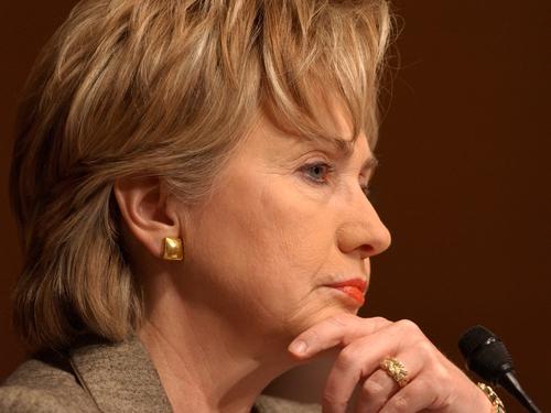Hillary Clinton - Says she misspoke