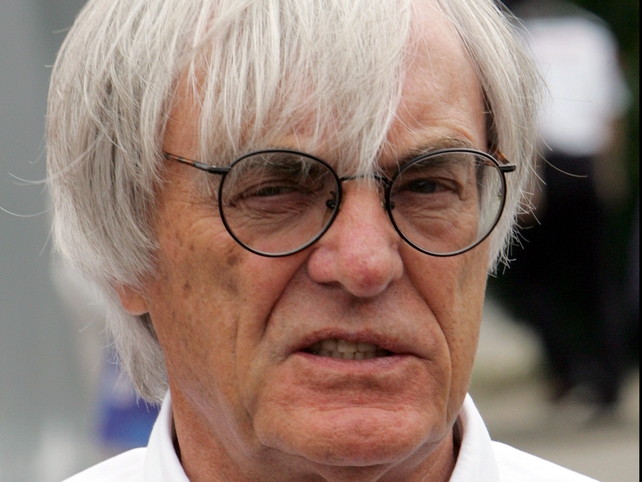 Bernie Ecclestone: 'Any time we make any changes, there are a whole bunch of people who say, 'forget it, it won't happen'.