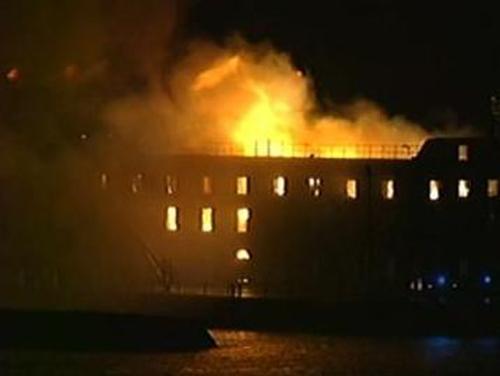 Cork - Six fire units fought blaze