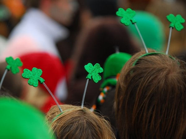 St Patrick's Day - Mayor booked his own flights