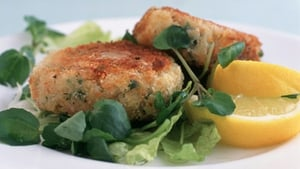 Richard Corrigan's Coeliac friendly Fish Cakes