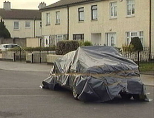 Blanchardstown - Taxi driver killed