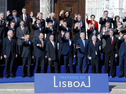 Lisbon Treaty - Poland in process of ratifying