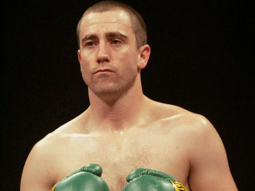 Paul McCloskey could now challenge for a European title