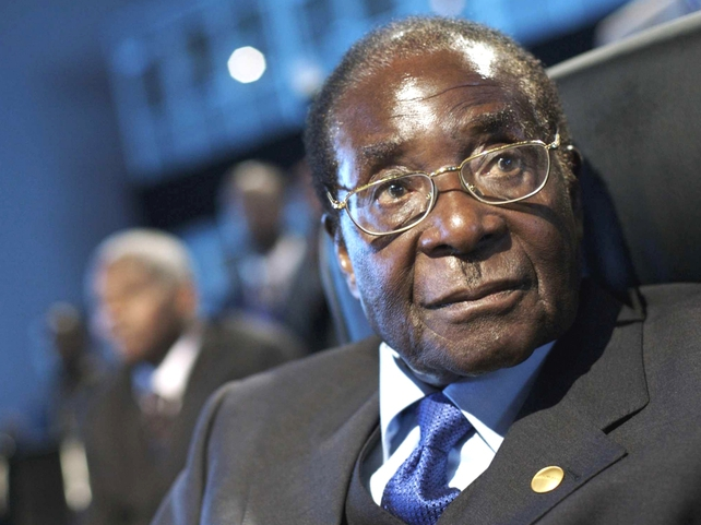 Robert Mugabe - Sanctions on companies with ties to the president