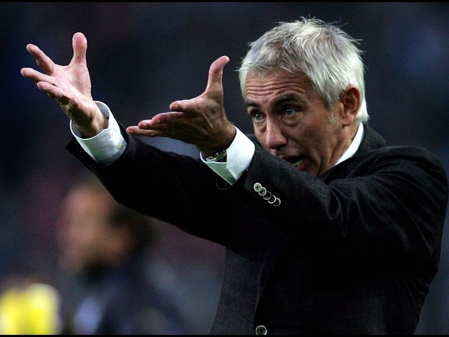 Bert van Marwijk will begin his new job on 1 July