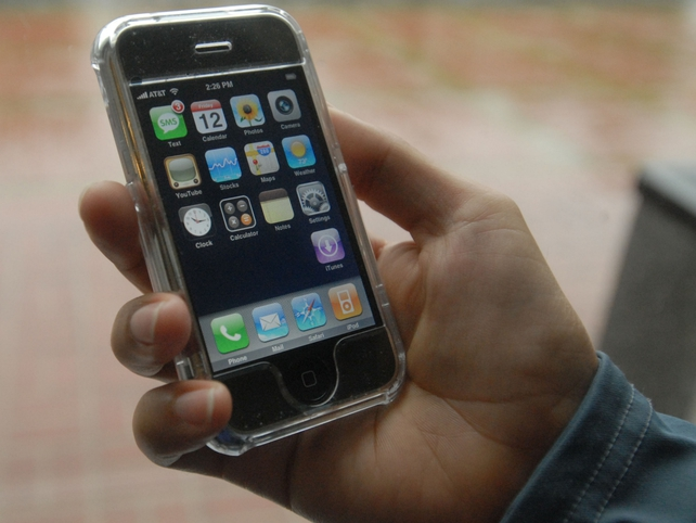 iPhone - €209 in NI vs €399 in Republic