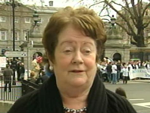 Mary O'Rourke - Opposed Golden Island