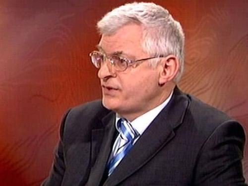 Joe Higgins - Accuses judge over Lisbon remarks