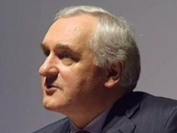 Bertie Ahern - Committee 'a sign of change'