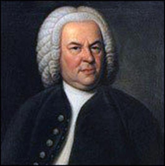 Tim's Top Ten - Johann Sebastian Bach