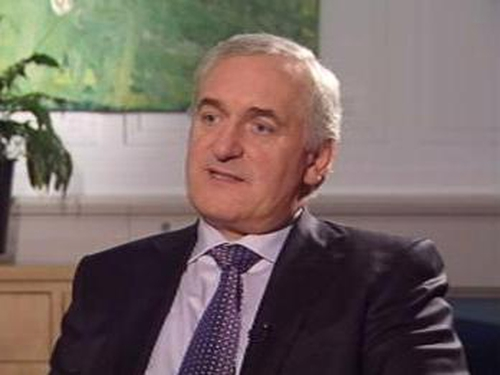 Bertie Ahern - No decision on timing of retirement from Dáil