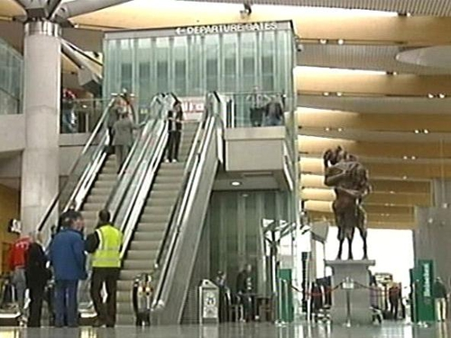 Cork Airport - Re-opened this afternoon