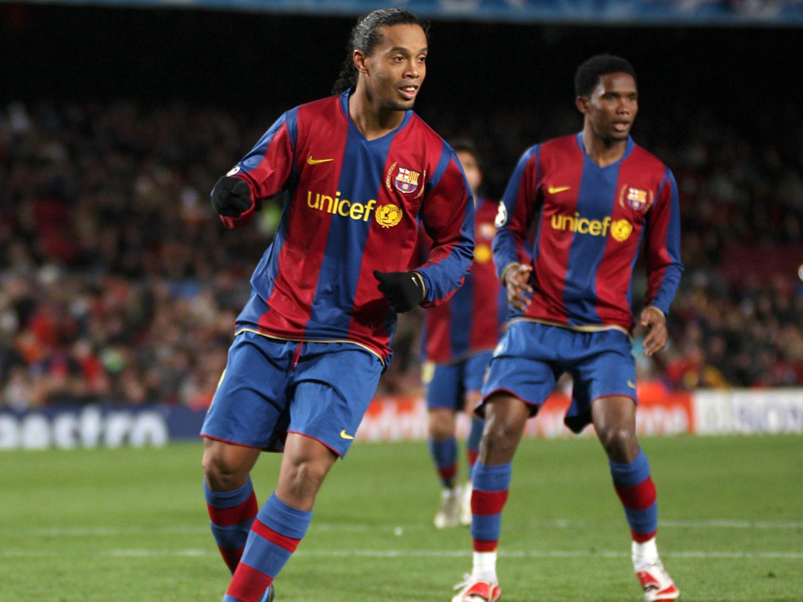 Ronaldinho & Eto'o set to leave Barca