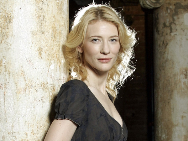 Cate Blanchett - injured during play