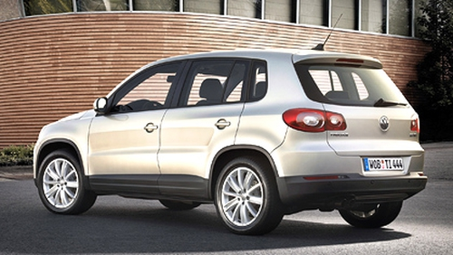 VW - New model army to push up sales