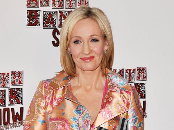 Rowling - To publish book in December