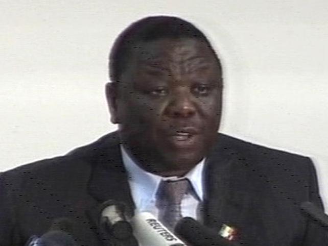 Morgan Tsvangirai - Was due to return home