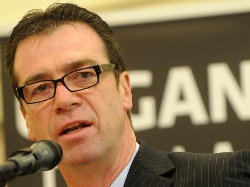 John Douglas - Mandate members cannot afford pay cuts