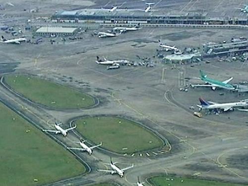 Dublin Airport - Ten incidents since September
