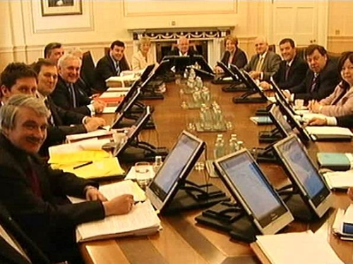 Cabinet - Talks to focus on public finances