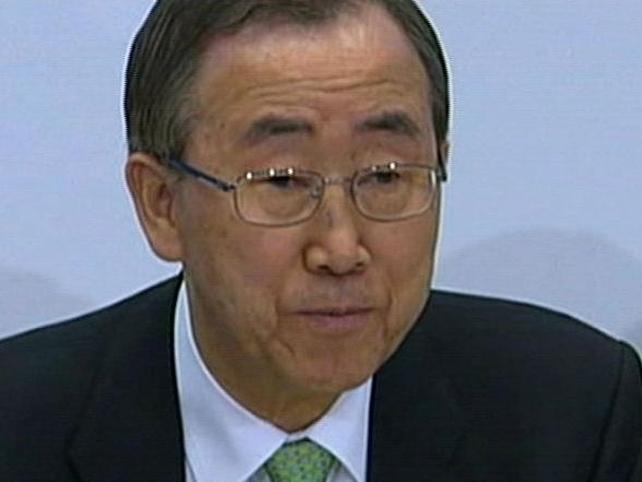 Ban Ki-moon - Pledges were 'far beyond expectations'