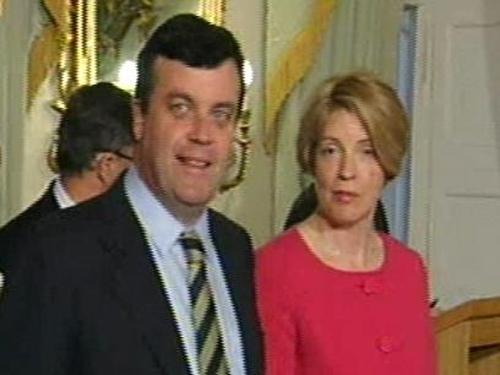 Lenihan & Coughlan - New Cabinet announced