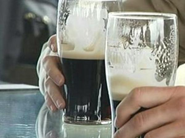 Guinness sales - '10% turnaround'