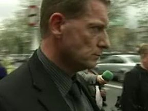John O'Brien - Trial lasted almost four weeks