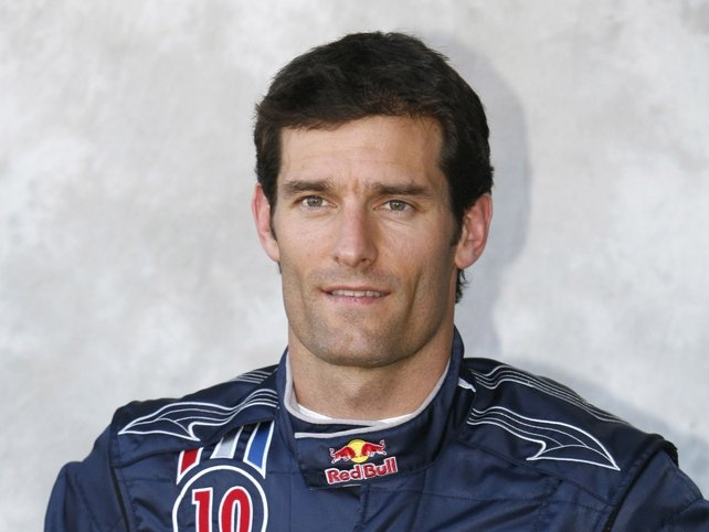 Webber claims pole for first time