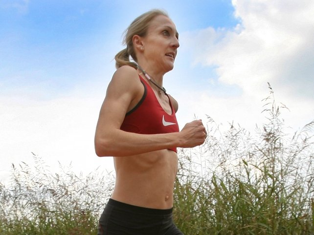Paula Radcliffe is the world record-holder in the women's marathon