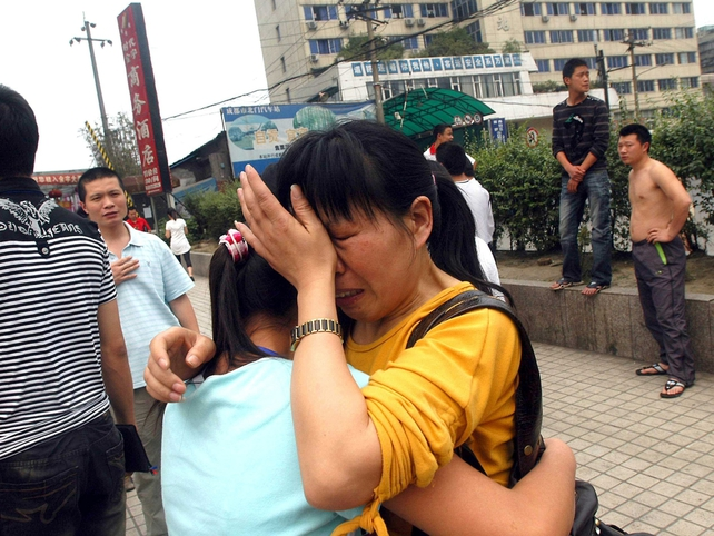 Chengdu - Thousands dead in earthquake