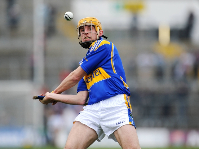 Shane McGrath in action for Tipperary in this year's League decider