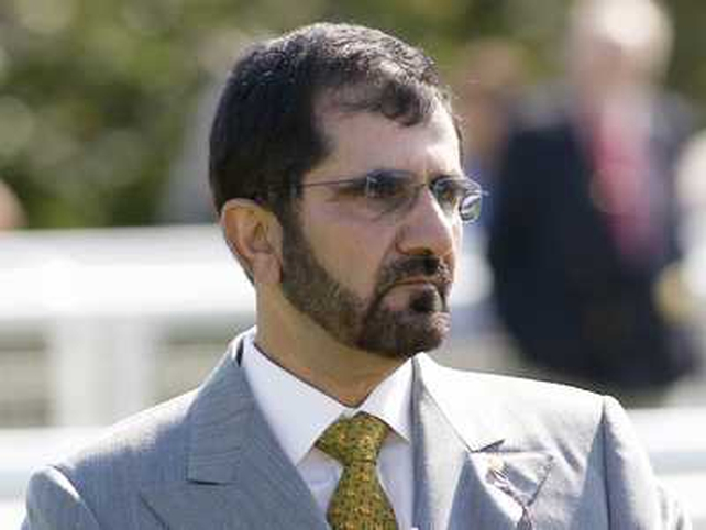 Sheikh Mohammed enjoyed an historic success when All The Good landed the Caulfield Cup