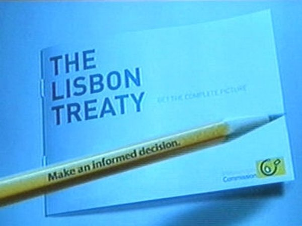 Lisbon Treaty - FF launches new phase of Yes campaign