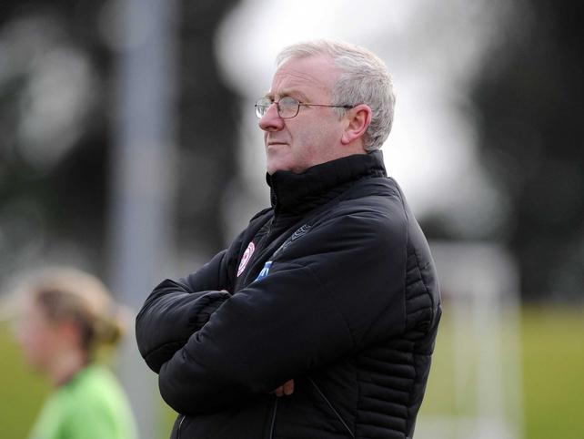Shels boss Dermot Keely