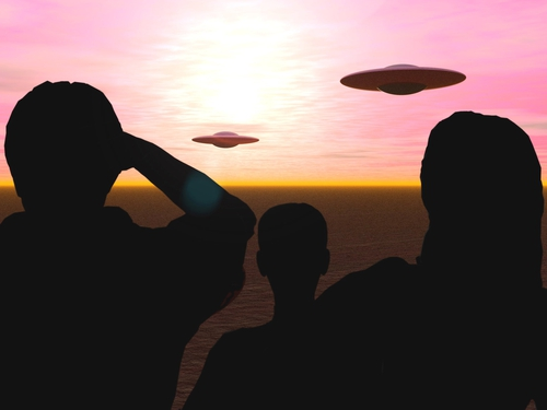 UFOs - Britain's defence ministry release secret files